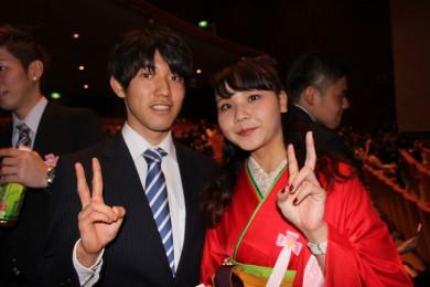 平成27年度卒業式