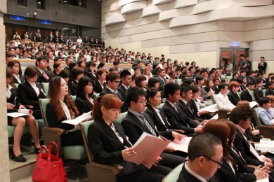 平成27学年度 入学式