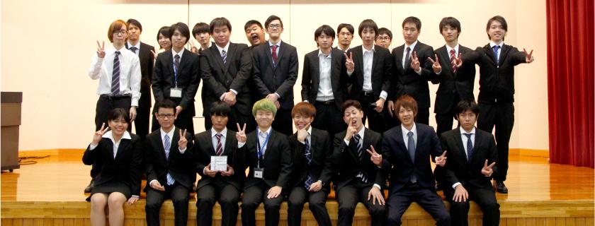 第14回 卒業研究発表会