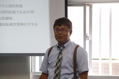 10/3 ゲームクリエイターセミナー 芦澤 慎一