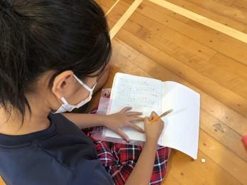津嘉山小学校 職業講話