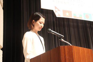 ITカレッジ沖縄 入学式