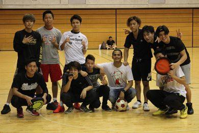 ITカレッジ沖縄 新入生歓迎球技大会
