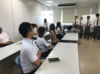 沖縄工業高校インターンシップ(9/17-9/20)