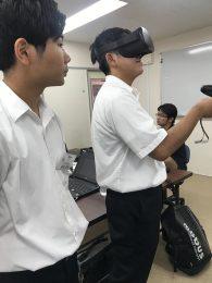 知念高校インターンシップ(11/6-11/8)